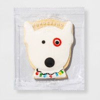 Bullseye With Lights Sugar Cookie - 2.12oz - Wondershop™