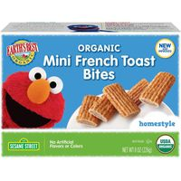 Earth's Best Homestyle Organic Mini French Toast Bites