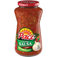 Pace® Thick & Chunky Salsa Hot