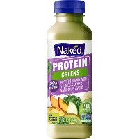 Naked Protein & Greens Juice Smoothie - 15.2oz