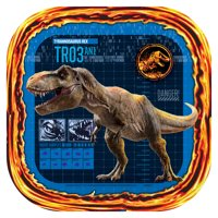 Jurassic World Paper Plates, 7 in, 8ct