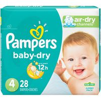 Pampers Diapers Size 4