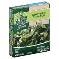 General Mills Green Giant Steamers Spinach, 9 oz