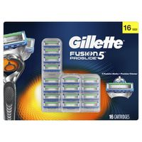 Gillette Fusion5 Proglide Cartridges, 16 ct