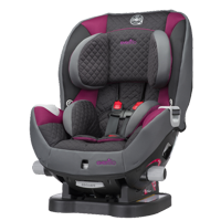 Evenflo Triumph LX Convertible Car Seat, Fallon
