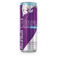 Red Bull Purple Edition Sugarfree Acai Berry Energy Drink - 12 fl oz Can