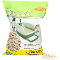 Tidy Cats Litter Pellets, BREEZE Refill Litter Pellets