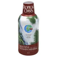 Tropical Oasis Multiple Vitamin Mineral, for Adults