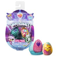 Hatchimals CollEGGtibles, Royal 2-Pack with Throne and 2 Accessories, for Kids Aged 5 and Up (Styles May Vary)