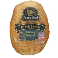 Boar's Head Hickory Smoked Black Forest Turkey Breast