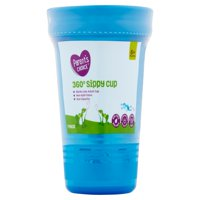Parent's Choice 360 Spoutless Sippy Cup, 6+ Months, 1 Pack