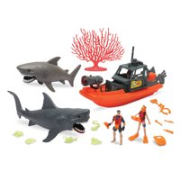 Kid Connection Shark Exploration Play Set
