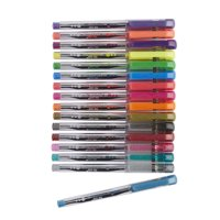 Pen + Gear Fashion Color Gel Pens, 16 count, assorted color pack