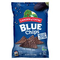 Garden of Eatin' Blue Corn Tortilla Chips, 8.1 Ounce