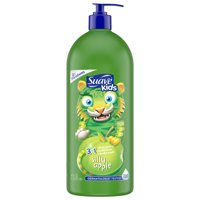 Suave Kids 3 in 1 Shampoo Conditioner and Body Wash Silly Apple, 40 oz