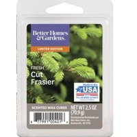 Better Homes & Gardens 2.5 oz Fresh Cut Frasier Scented Wax Melts