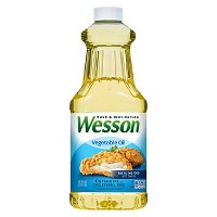 Wesson Pure Vegetable Oil - 48oz