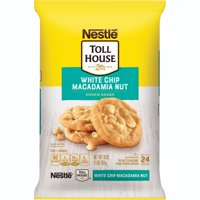 NESTLE TOLL HOUSE White Chip Macadamia Nut Cookie Dough 16-Oz. Pack