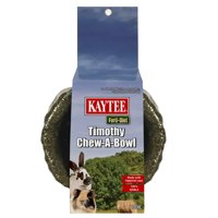 Kaytee Forti-Diet Timothy Chew-A-Bowl