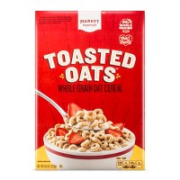 Toasted Oats Breakfast Cereal - 8.9oz - Market Pantry™