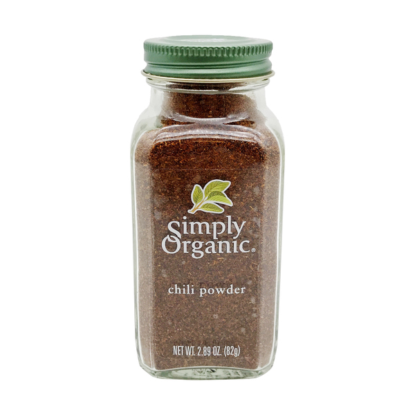 Organic Chili Powder, 2.89 oz