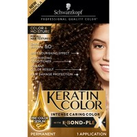 Schwarzkopf Keratin Color Dark Brown Permanent Hair Color - 6.2oz
