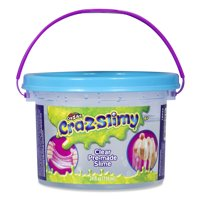 Cra-Z-Slimy Pre-Made Clear Slime Bucket by Cra-Z-Art