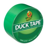 Duck Tape Brand 1.88 in. x 20 yd. Green Clover Duct Tape