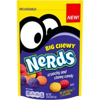 Nerds Candy, Crunchy and Chewy, Big, Bag