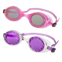 Child 2 Pack Swim Goggle - Purple