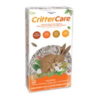 CritterCare Natural Small Pet Paper Bedding, 14 L