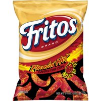 Fritos Flamin' Hot Flavored Corn Chips, 9.25 Oz.