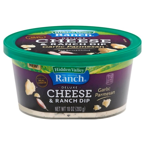 Hidden Valley Ready to Eat Dips