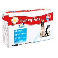 Pet All Star XL Training Pads, 26 in x 30 in, 75 Count