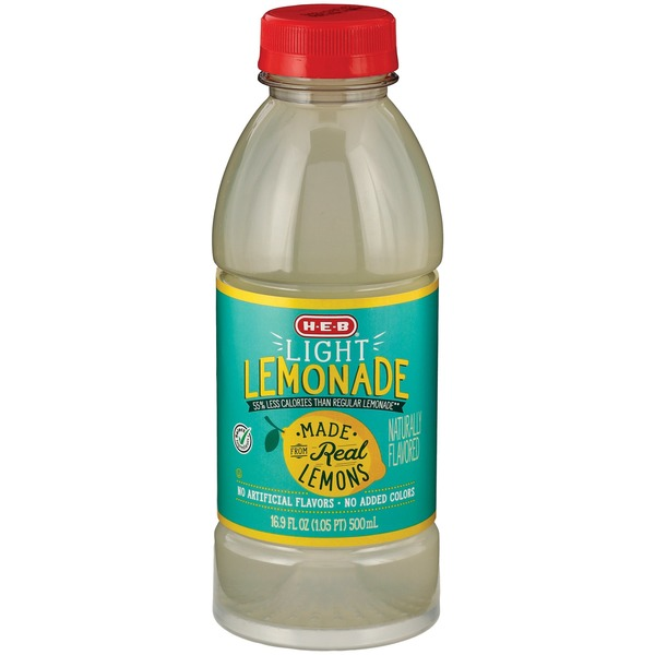 H-E-B Light Lemonade