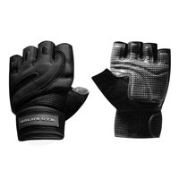 Gold's Gym Classic Wrist Wrap Gloves, X-Small/Small