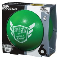 "Franklin Sports 6"" Superskin Dodgeball, 1 Ball (Assorted Colors)"