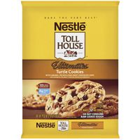 Toll House Nestle  Pecan Turtle Delight Cookie Dough