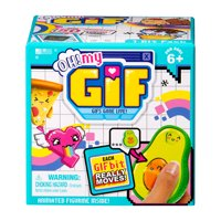 Oh My GIF Collectible Toy, Funny GIF Brought to Life - 1 Bit Single Pack (Style May Vary)