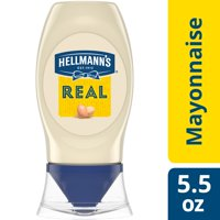 Hellmann's Squeeze Real Mayonnaise, 5.5 oz