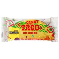 Raindrops Candy Mix, Taco, Soft