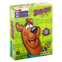 Betty Crocker Fruit Snacks Scooby Doo Snacks
