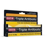 H-E-B Triple Antibiotic