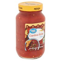 Great Value Medium Cantina Style Salsa, 24 oz