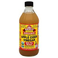 Bragg Organic Raw Unfiltered Apple Cider Vinegar