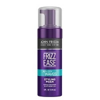Frizz Ease Air-Dry Waves Styling Foam - 5oz