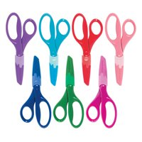 Fiskars Blunt-tip Kids Scissors (5 in.), Assorted Colors