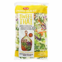 H-E-B Select Ingredients Chopped Sweet Thai Salad