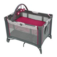 Graco Pack 'n Play On the Go Playard with Bassinet, Amory