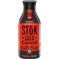 Stok Not Too Sweet Black Cold Brew Coffee